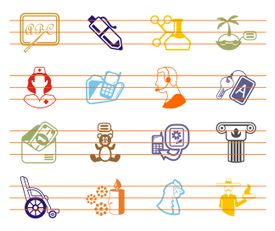 Bonus Objects Vector Icons Collection Vol 2