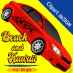 Beach_Hawaii_Vinyl_Designs_Collection_Download
