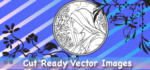 cut ready vinyl vector images download