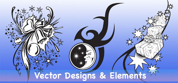 vector designs elements download