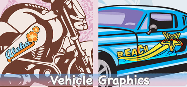 vehicle graphics vector download